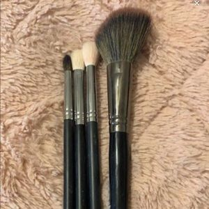 Morphe make up brushes